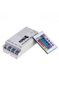 Контроллер музыкальный RGB 9A-108Вт (RR 24 кнопки)