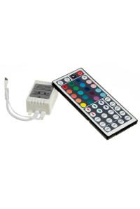 Контроллер RGB 12A-144Вт, (IR 44 кнопки)