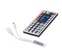 Контроллер мини RGB 6A-72Вт (IR 44 кнопки)