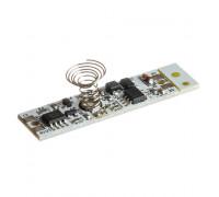 Диммер для светодиодов 2А-24Вт сенсорный 12V