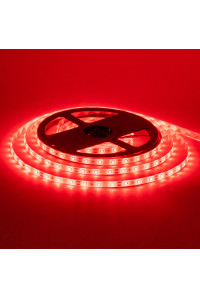 Led лента красная 12V smd2835 60LED/m IP20, 1м