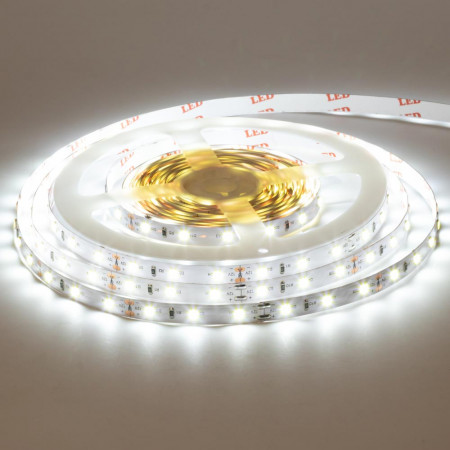 Купить Led лента белая 12V Motoko smd2835 60LED/m IP20, 1м