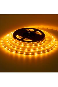 Led лента желтая 12V smd2835 60LED/m IP20, 1м