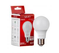 Led лампа SIVIO нейтральная белая 10W E27 A60 4100K