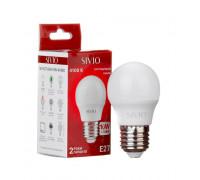 Led лампа SIVIO нейтральная белая 10W E27 G45 4100K