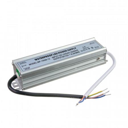 Купить Блок питания led 12V F/8.3A 100 Bт IP 65