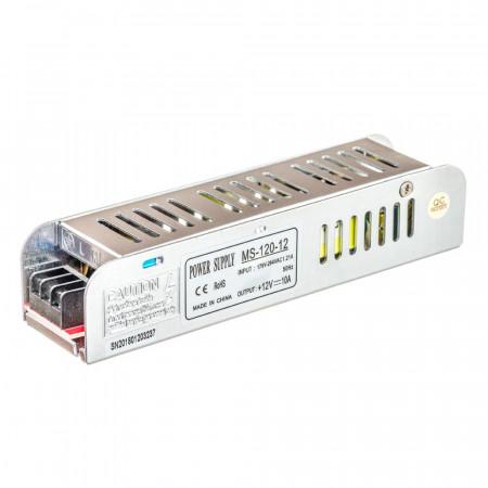 Купить Led блок питания 12V МS/10A 120Bт IP 20