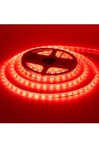 Led лента красная 12V smd5050 60LED/m IP65, 1м