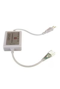 Адаптер питания Led ленты 220V RGB AVT smd5050-60 LED/m + контроллер + коннектор 4pin