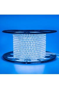 Led лента синяя 220V AVT smd2835 120LED/m 4Вт/m IP65