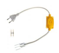 Адаптер питания Led неона AVT 220V RGB smd2835-120 LED/m + коннектор 2pin