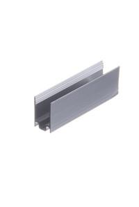 Крепежи для светодиодного неона 220В (5 см) алюминий