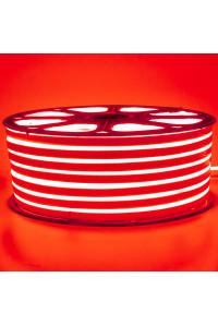 Led неон красный 220V smd2835 120LED/m 12Вт/m IP65