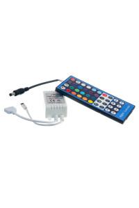 Контроллер RGBW 8A-96Вт, (IR 40 кнопок)