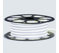 Led неон белый нейтральный 12V smd2835 120LED/m 6Вт/m 8х16мм pvc IP65, 1м