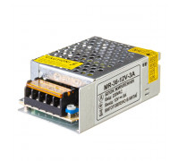 Блок питания led 12V MR/3A 36 Bт IP 20