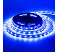 Лента светодиодная синяя 12V AVT smd3528 60LED/m IP20