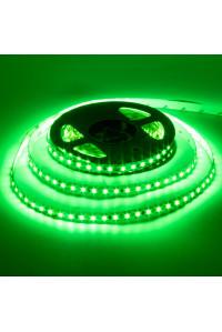 Лента светодиодная зеленая 12V AVT smd3528 120LED/m IP20