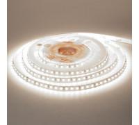Лента светодиодная белая нейтральная 12V AVT New smd3528 120LED/m IP20