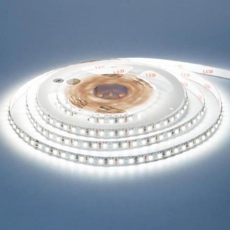 Купить Лента светодиодная белая холодная 12V AVT New smd3528 120LED/m IP20, 1м
