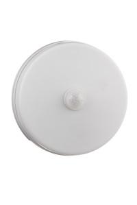 Led светильник с датчиком Sensor 18Вт 5000К круг IP65