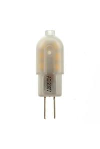 Лампа led SIVIO smd2835 2Вт G4 220В 4500K Plastik