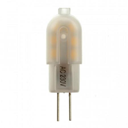 Купить Лампа led SIVIO smd2835 2Вт G4 220В 4500K Plastik
