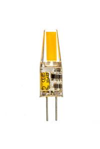 Лампа led SIVIO cob1505 3,5Вт G4 12В 3000K Silicon