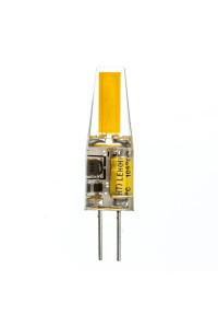 Лампа led SIVIO cob1505 3,5Вт G4 12В 4500K Silicon