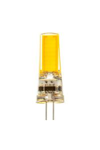 Лампа led SIVIO cob2508 5Вт G4 12В 3000K Silicon