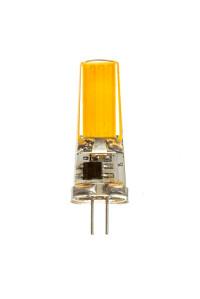 Лампа led SIVIO cob2508 5Вт G4 220В 3000K Silicon