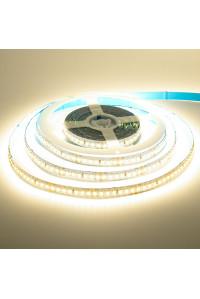 Led лента AVT 24В белая smd2835 168LED/m IP20, 1м